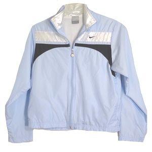 Nike Light Jacket Unisex Sm Windbreaker Full Zip